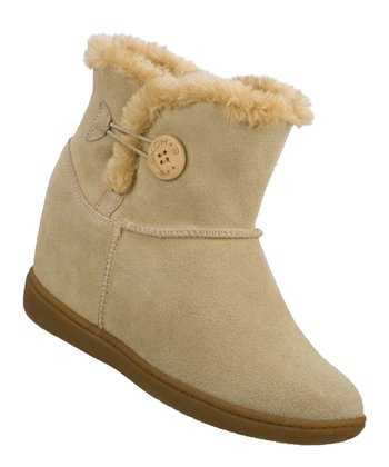 Sand Cozy Up Boot