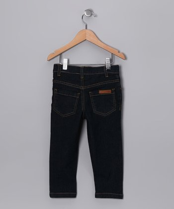 Indigo Slim Jim Jeans - Toddler