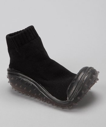 Black Crystal Gripper Shoe