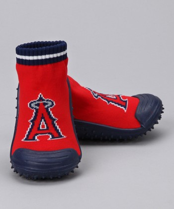 Los Angeles Angels Gripper Shoe - Kids