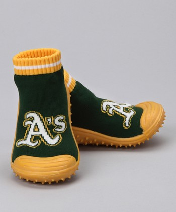 Oakland Athletics Gripper Shoe - Kids