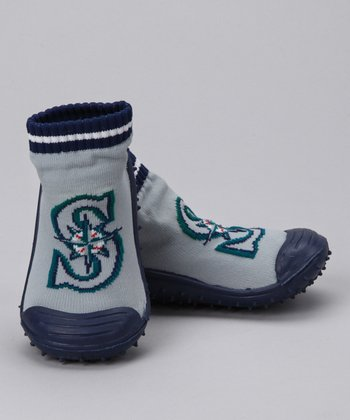 Seattle Mariners Gripper Shoe - Kids