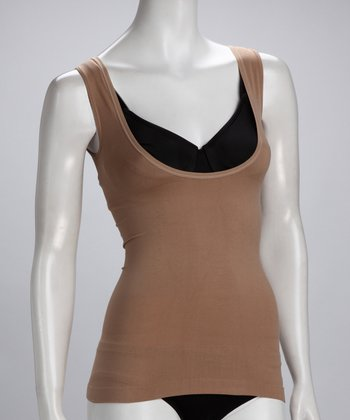 Café Under-Bust Shaper Tank - Women