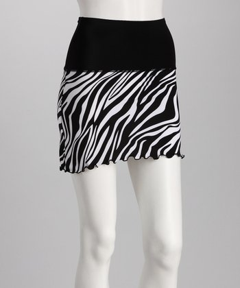 Zebra Short Shaper Slip - Women & Plus
