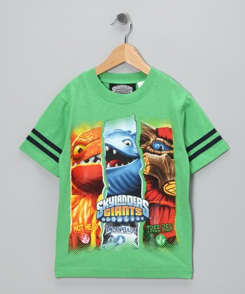 Green 'Skylanders Giants' Tee - Kids