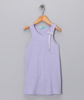 Arctic Bow Tunic - Toddler & Girls
