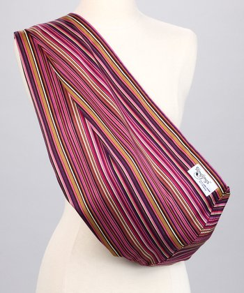 Rose Stripe Padded Sling