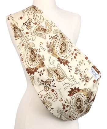 Cream Sylvia Unpadded Sling
