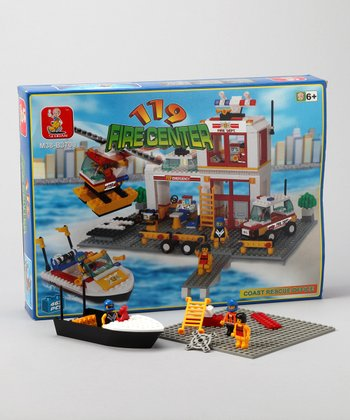 Coast Rescue Office Blocks Set