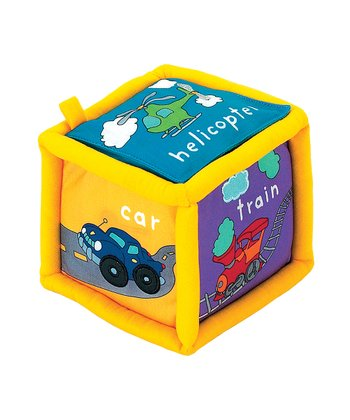 Vehicles Touch 'n' Sing Block Set