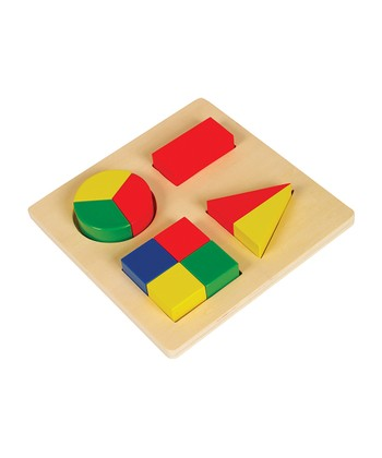 Make-a-Shape Puzzle