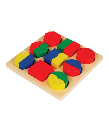 Sort 'Em Out Board Puzzle
