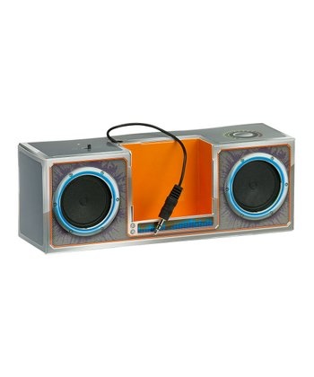 DJ Rock Portable Speaker Dock