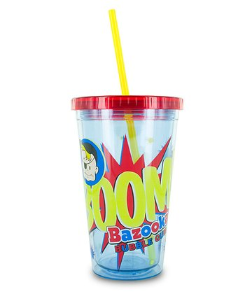 Blue Bazooka Cold Cup