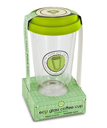 Pistachio 12-Oz. Eco Glass Cup