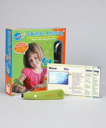 Sounds Amazing Interactive Learning Toy