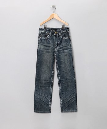 Denim Relaxed Jeans - Toddler & Boys