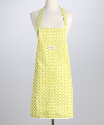 Granny Smith Apron - Adult