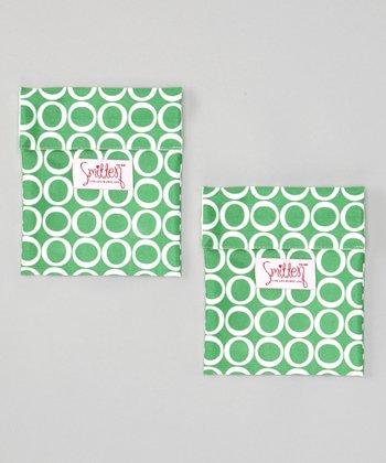 Smitten Baby Amazon Flip It Snack Bag - Set of Two