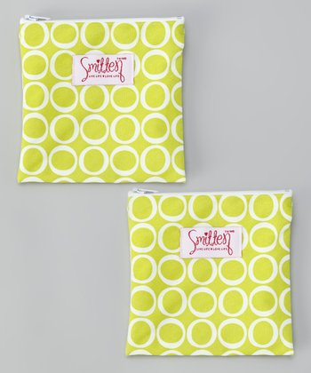 Granny Smith Snack Podz - Set of Two