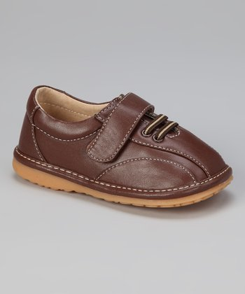 Sneak A' Roos Brown Shoe