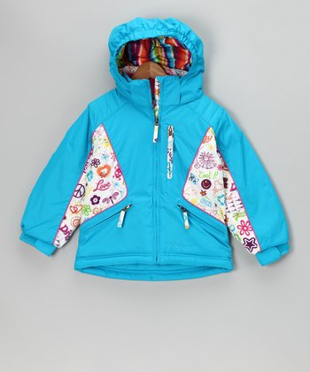 Blue Beam Aubrey Jacket - Toddler & Girls