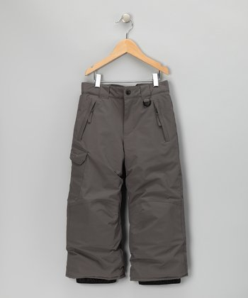 Steel Rock Solid Pants - Toddler & Boys