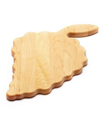 Maple Grape Cutting Board