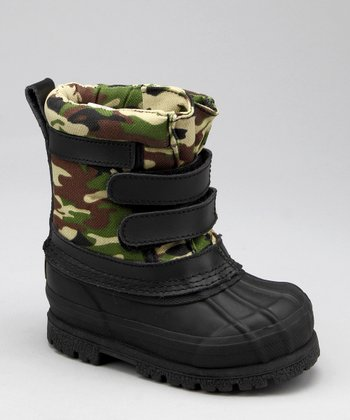 Snowy Creek Camo Pac Snow Boot