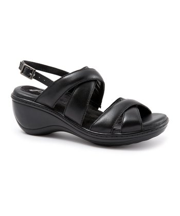 Black Mayberry Sandal