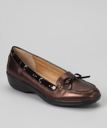 Copper Ally Boat Shoe