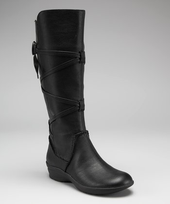 Black Jenni Boot