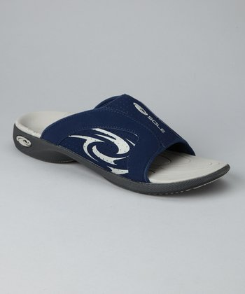 Admiral Blue Slide - Men