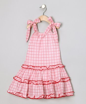 Pink Deauville Dress - Infant, Toddler & Girls