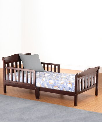 Espresso Rilely Toddler Bed