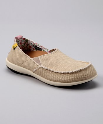 Straw & Calico Siesta Shoe