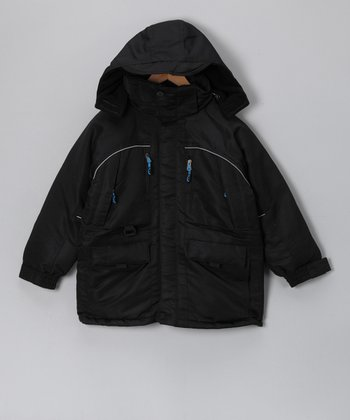 Black Parka - Boys