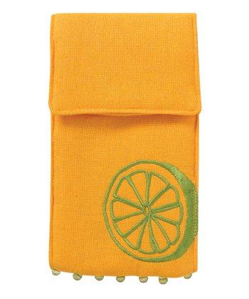 Citrus Sun Eyeglass Case