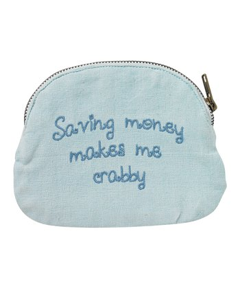 'Crabby' Money Pouch