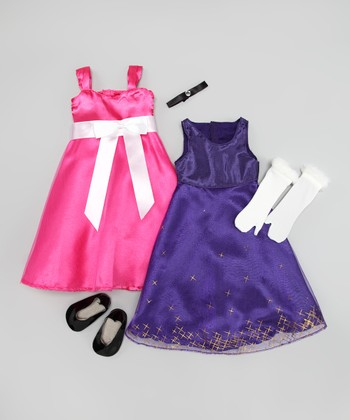 Party Princess Doll Outfit Set