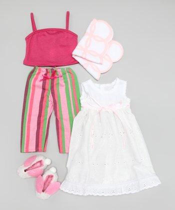 Slumber Party Doll Outfit Set