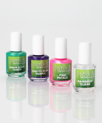 Signature Nontoxic Nail Polish Set