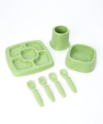 Green Sprout Feeding Set