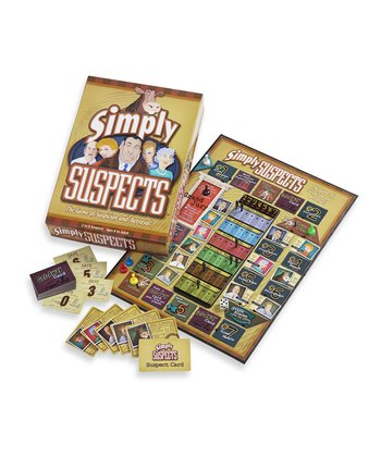 Simply Suspects Game Game