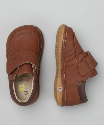 Brown Town & Country Squeaker Loafer