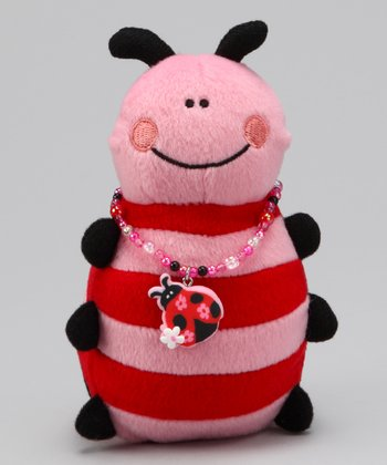 Ladybug Little Charmer Plush Toy