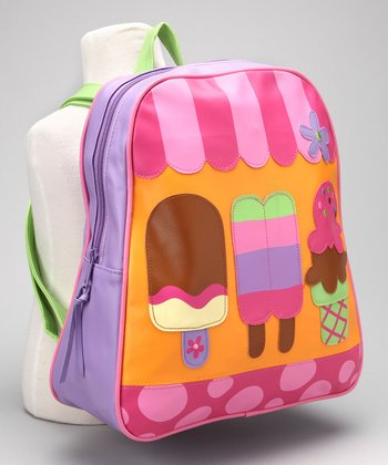 Ice Cream Go Go Backpack