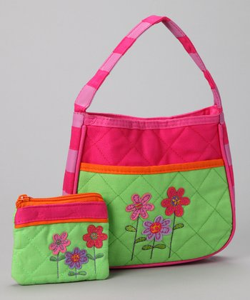 Flower Purse & Coin Purse