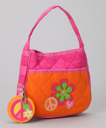 Peace Purse & Mirror