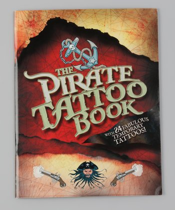 The Pirate Tattoo Book Paperback